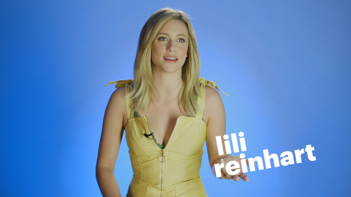 Lili Reinhart Power of Young Hollywood
