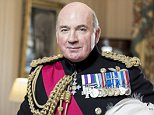 Former head of the Army Lord Dannatt (pictured in 2015) was quizzed by police over the killing of a paramilitary in Belfast more than 45 years ago, he revealed last night