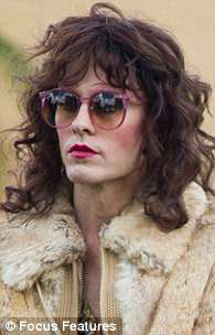 Golden: Jared Leto won an Oscar for his work in Dallas Buyers Club