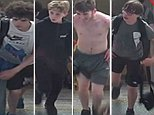 Police would like to speak to the youth pictured in this CCTV image as they believe they may be able to help with the investigation