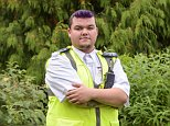 Traffic warden Charlie Weston (pictured) was subjected to what police called ¿sickening violence¿