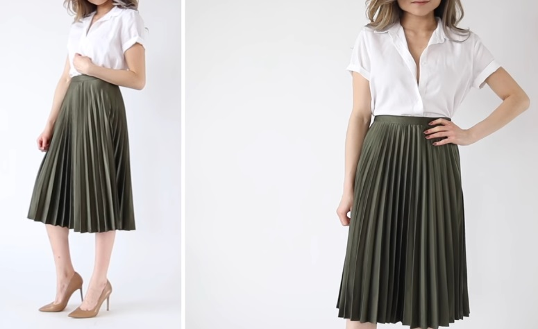 Skirt - Smart Casual Outfits