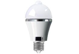 红外感应LED灯