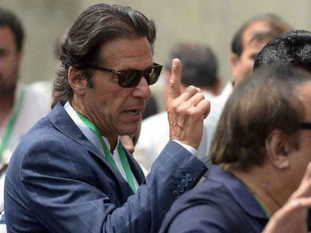 """Speculations about Imran's third marriage started after he, in an interview with Hindustan Times, said, """"It is not in my blood to give up,"""" in connection with a query about his marriage.  PHOTO: AFP"""