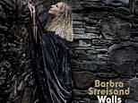 "This cover image released by Columbia Records shows ""Walls,"" a new album by Barbra Streisand. (Russell James/Columbia Records via AP)"