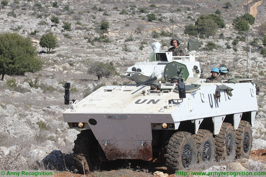 VBCI 8x8 wheeled armoured infantry fighting vehicle Nexter Systems France French army defense industry 925 002