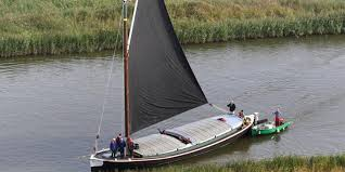 Maud's Story- The life of a Norfolk trading wherry @ St Mary's Church Hall