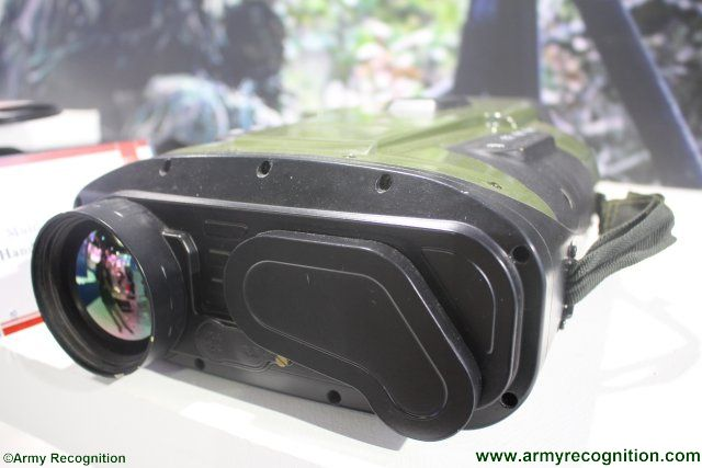 poly defence thermal imager