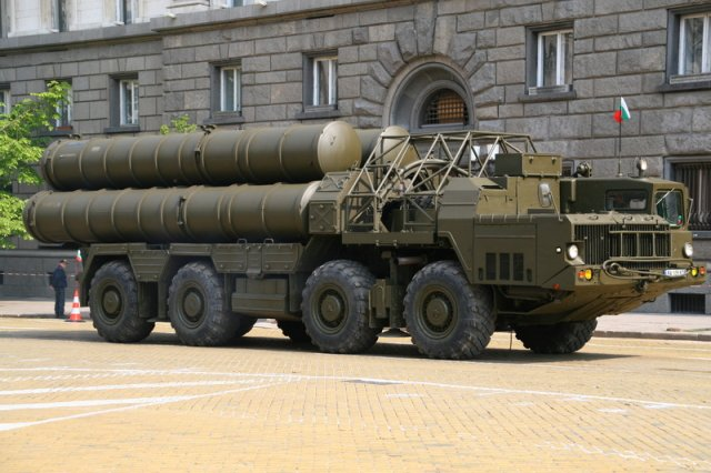 Russia has delivered its S300 air defense system to Kazakhstan for free 640 001