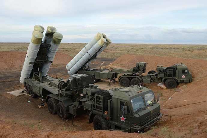 Russian S 400 and S 500 will be equipped with Tuf MA and Tuf M2 communication systems 640 001