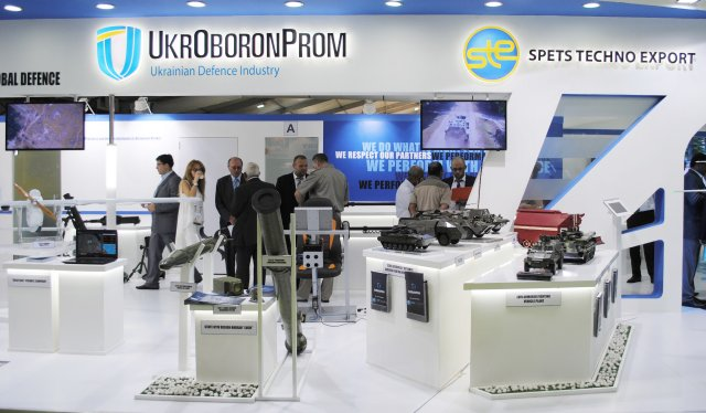 Ukrainian delegation resulted in 15 memorandums of cooperation during DefExpo 2016 640 001