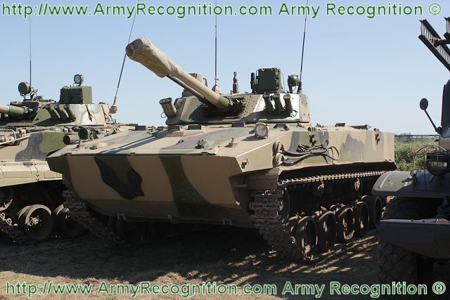 bmd-4m airborne infantry tracked armoured combat fighting vehicle Russia Russian army defence industry military technology 640 001