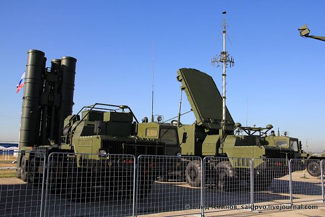 Russia will deliver to Iran two regiments S-300PMU2 SA-20B Gargoyle air defense missile systems 640 001