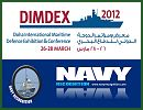 The third Doha International Maritime Defence Exhibition and Conference (DIMDEX 2012) has announced the selection of Navy Recognition, the brother web site of Army Recognition as Official Online Daily News Provider and Media Partner. DIMDEX 2012 will be staged in the new Qatar National Convention Centre (QNCC) in March 26 - 28.