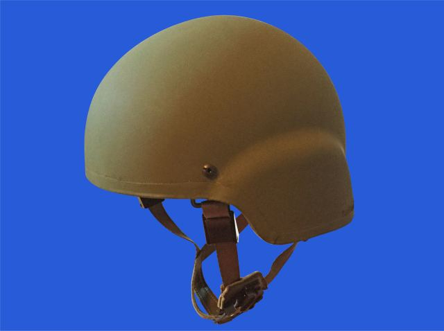 British Company Morgan awarded Canadian soldier CM735 combat helmet contract 640 001