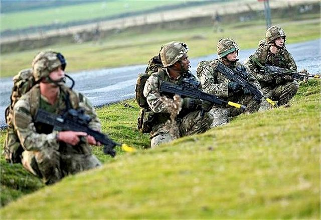 Up to 10000 British soldiers could be deployed in UK to prevent terrorist attacks 640 001