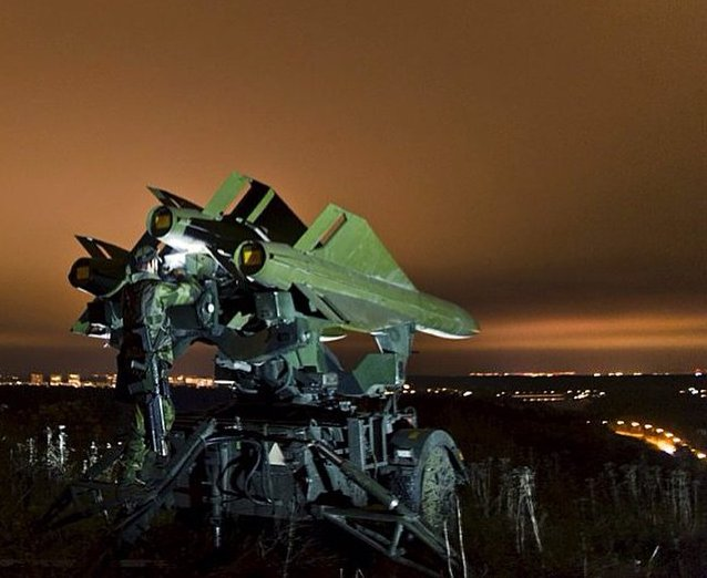Saab has signed a life extension contract for the RBS 97 air defence missile system 640 001