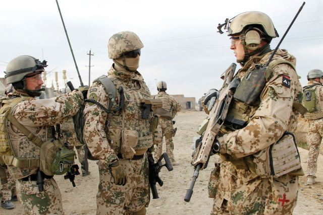 Germany will send up to 650 soldiers to Mali for peacekeeping missions 640 001