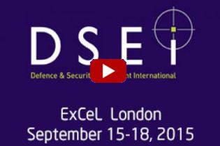 DSEI 2015 Web TV Television pictures photos images video International Defence Security Equipment Exhibition Conference Excel London United Kingdom