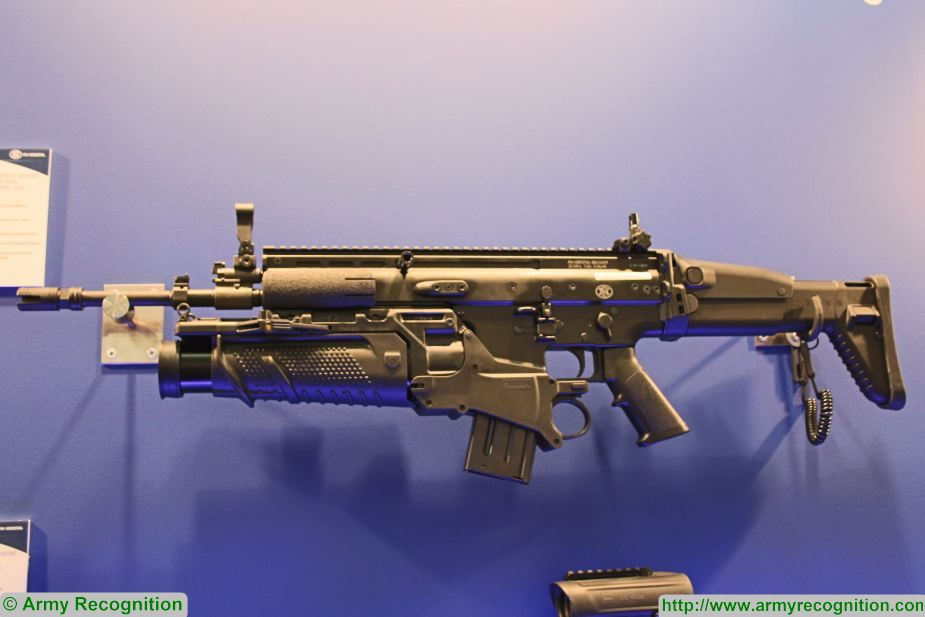Peru's Army has awarded a contract to FN Herstal for 256 SCAR-L 5.56mm assault rifles and 24 40mm FN40GL grenade launchers. The weapons will be used by Army special forces units assigned to the Valle de los Rios Apurimac, Ene y Mantaro (VRAEM) region.