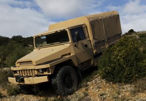 VLRA TDN-TDE ACMAT all- terrain multirole tactical vehicle technical data sheet specifications information description intelligence pictures photos images video France French Defence Industry