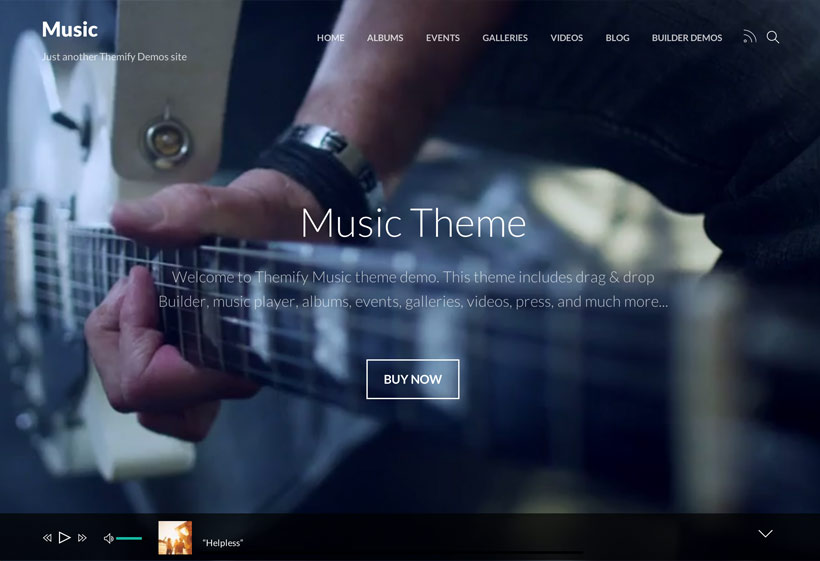 Get 40+ customizable WordPress themes for only $49 (65% off!)