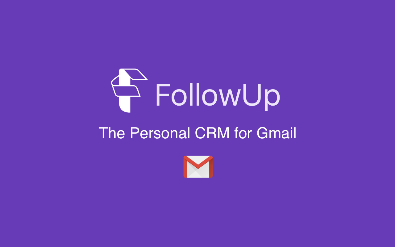 Lifetime Access to FollowUp