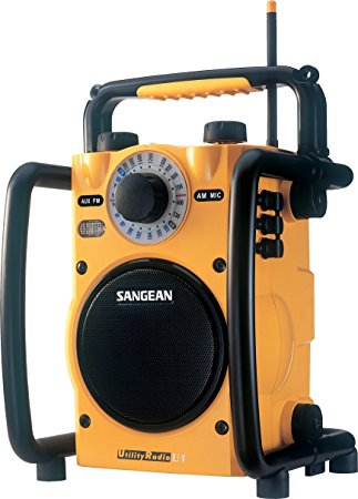 design of sangean lb-100 emergency radio