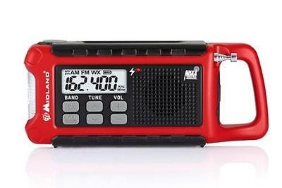 Midland ER200 Emergency Weather Radio