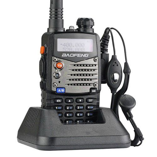 Baofeng UV5RATwo Way Emergency Ham Radio Unit