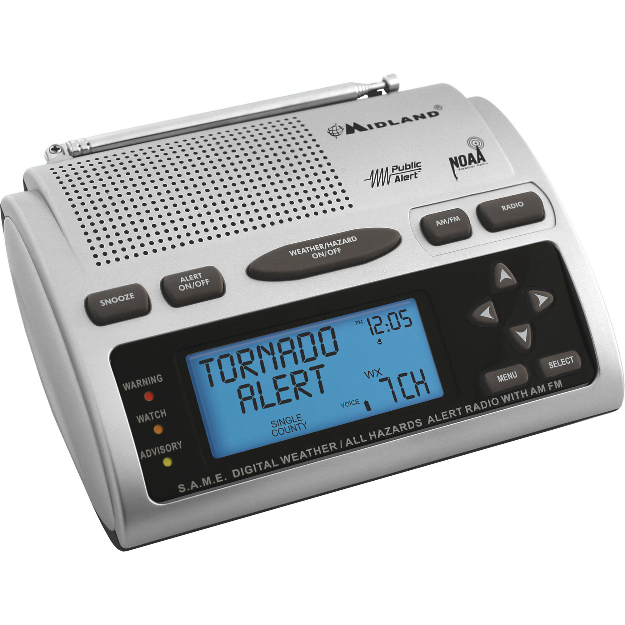 benefits of emergency radio
