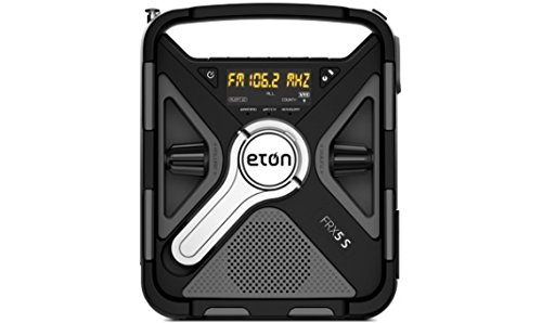 american red cross emergency radio by eton