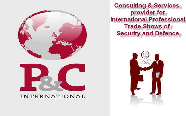 P&C International consulting services Defense Security trade shows France French industry military technology equipment army