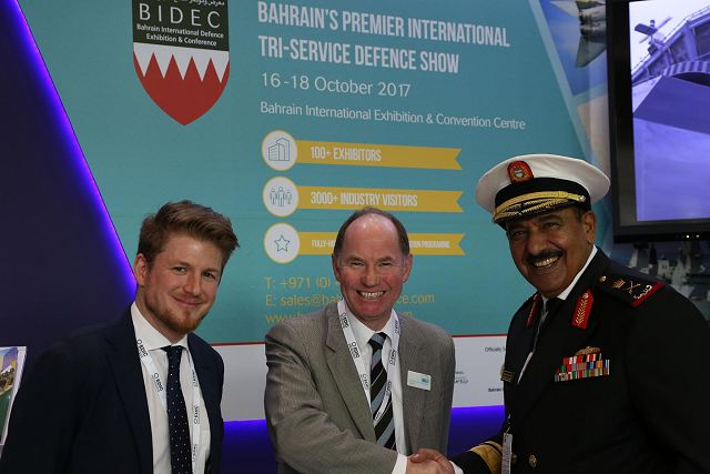 BIDEC First International Tri Service Defence Exhibition and Conference in Bahrain 640 001