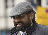 Ram Venuprasad (pictured) who was pushed out of his post at the Commonwealth Secretariat after he was wrongly blamed for leaking documents to the Daily Mail