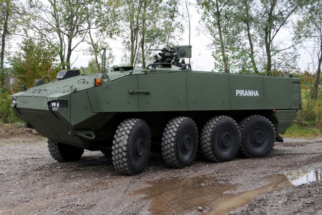 General Dynamics 8x8 armoured vehicle could be future wheeled combat vehicle of Spanish Army 640 001