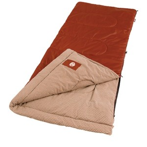 Coleman summer sleeping bag
