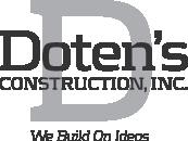 Doten's Construction