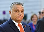 The decree, which was signed by far right Prime Minister Viktor Orban (pictured) bars new enrollments