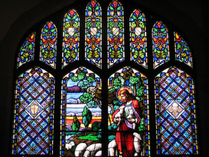 Creating New Church Stained Glass Windows