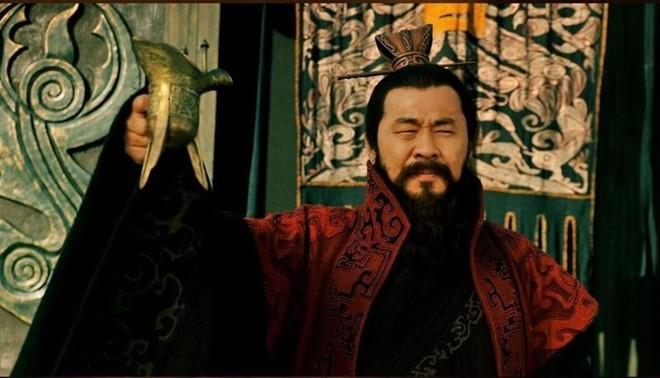 Soan bai Tao Thao uong ruou luan anh hung