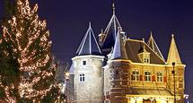 Christmas Market and Festive Getaway Amsterdam and Antwerp Cruise