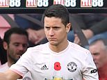 Ander Herrera's introduction helped Manchester United snatch a late winner at Bournemouth