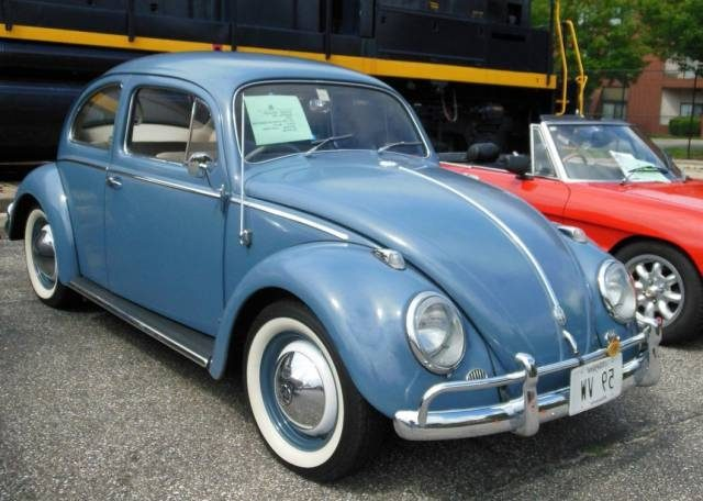 Classy First Hand 1959 Volkswagen Specifications