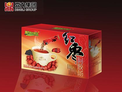 红枣阿胶汤-盒装
