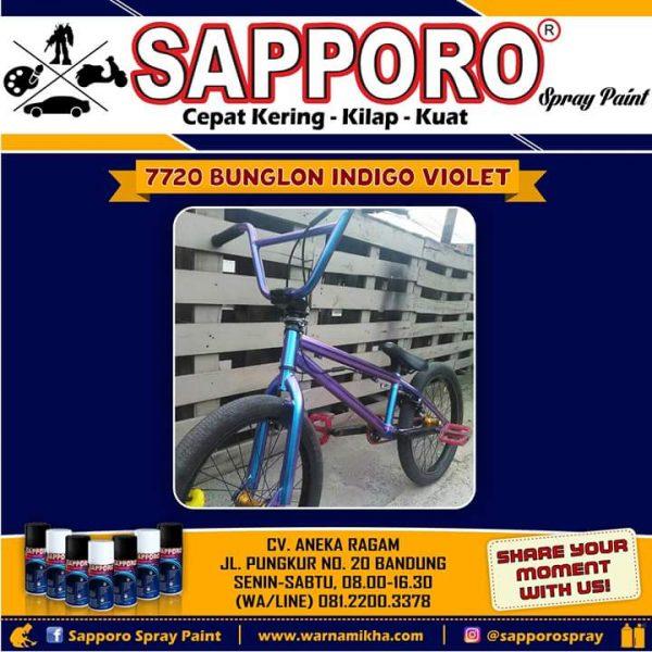 Sapporo Bunglon Indigo-Violet 7720