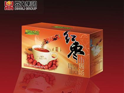 红枣木瓜汤-盒装