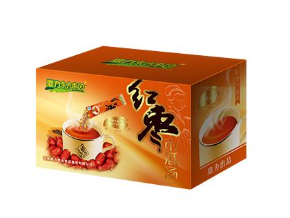 红枣木瓜汤效果图(正面)