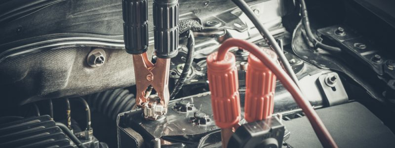 how to jump start a car cover