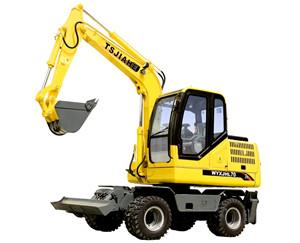 JHL70轮式挖掘机